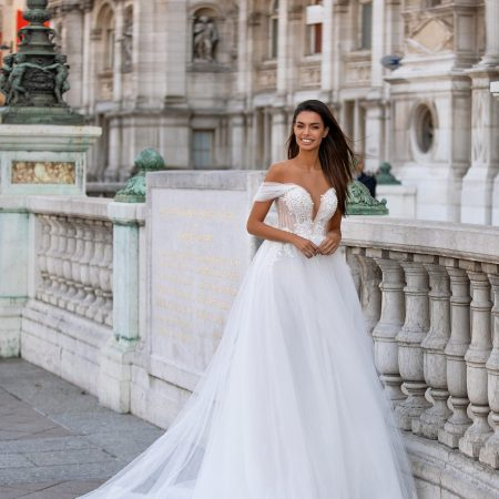 Rochie de Mireasa Lorenzo Rossi Melusina