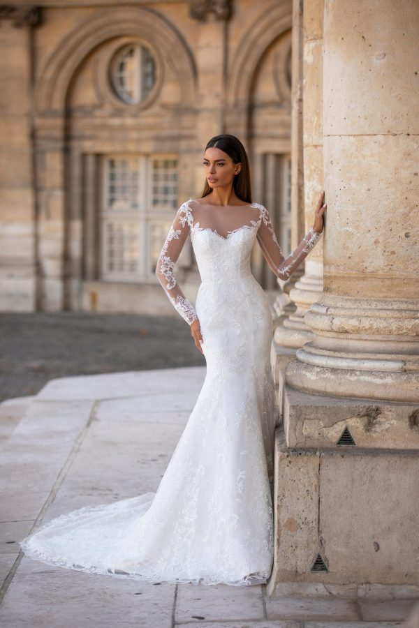 Rochie de Mireasa Lorenzo Rossi Emanuela